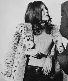 "5. Diana Rigg as Tracy di Vicenzo in ""On Her Majesty's Secret Service,"" (1969): As the spoiled Tracy (and briefly as Mrs. Bond), Diana Rigg is the height of 1960s international chic — especially in her wedding jumpsuit. But this film makes my list thanks to an apres-ski scene that features a bevy of psychedelically attired Bond babes."